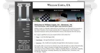 William Coppa, EA