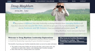Doug Mayblum Leadership Explorations